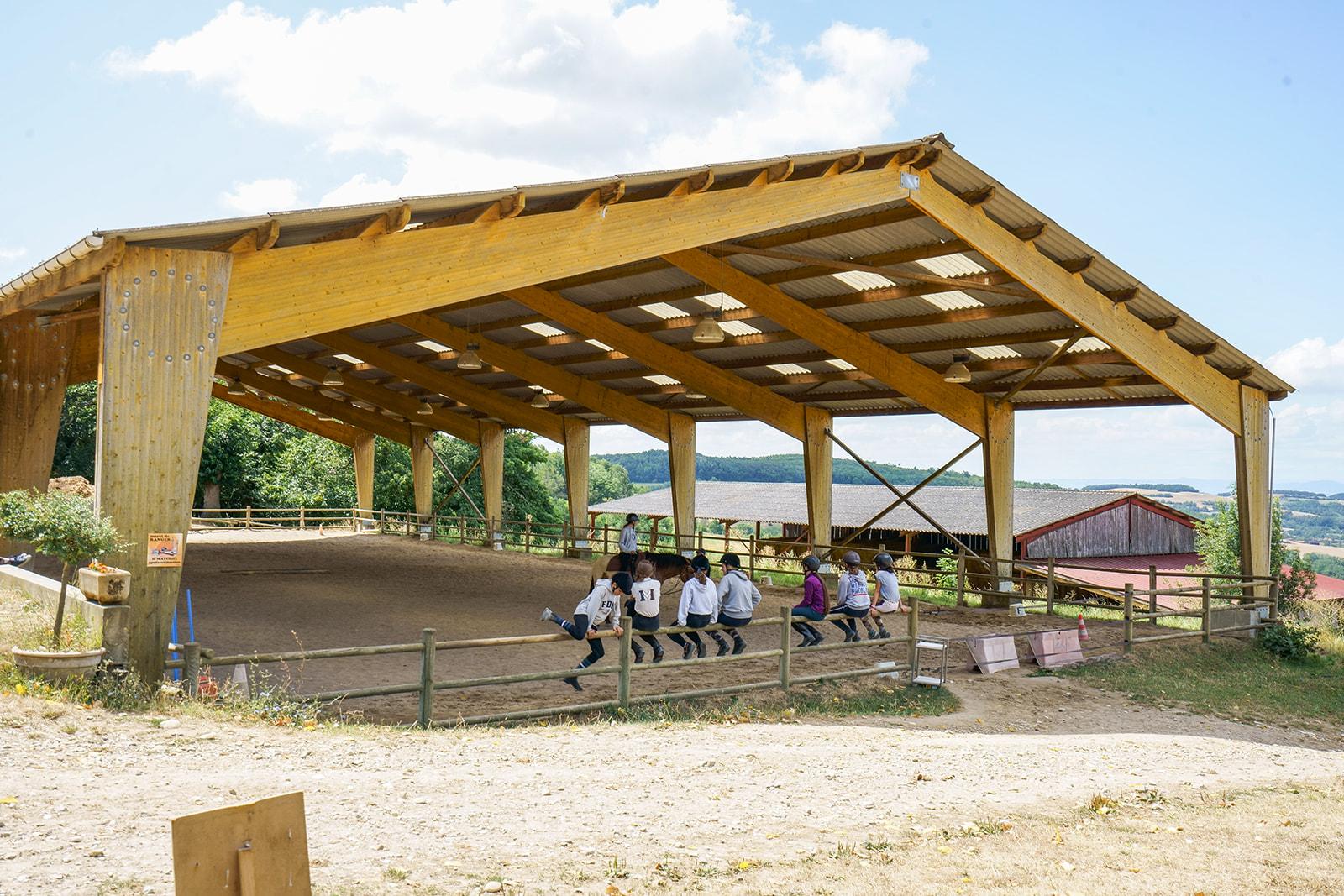 Installation equestre Romans-sur-Isère