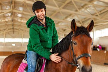 Cours équitation adulte Romans-sur-Isère