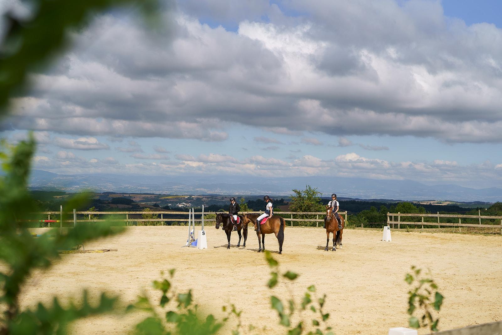 école équitation Romans-sur-Isère